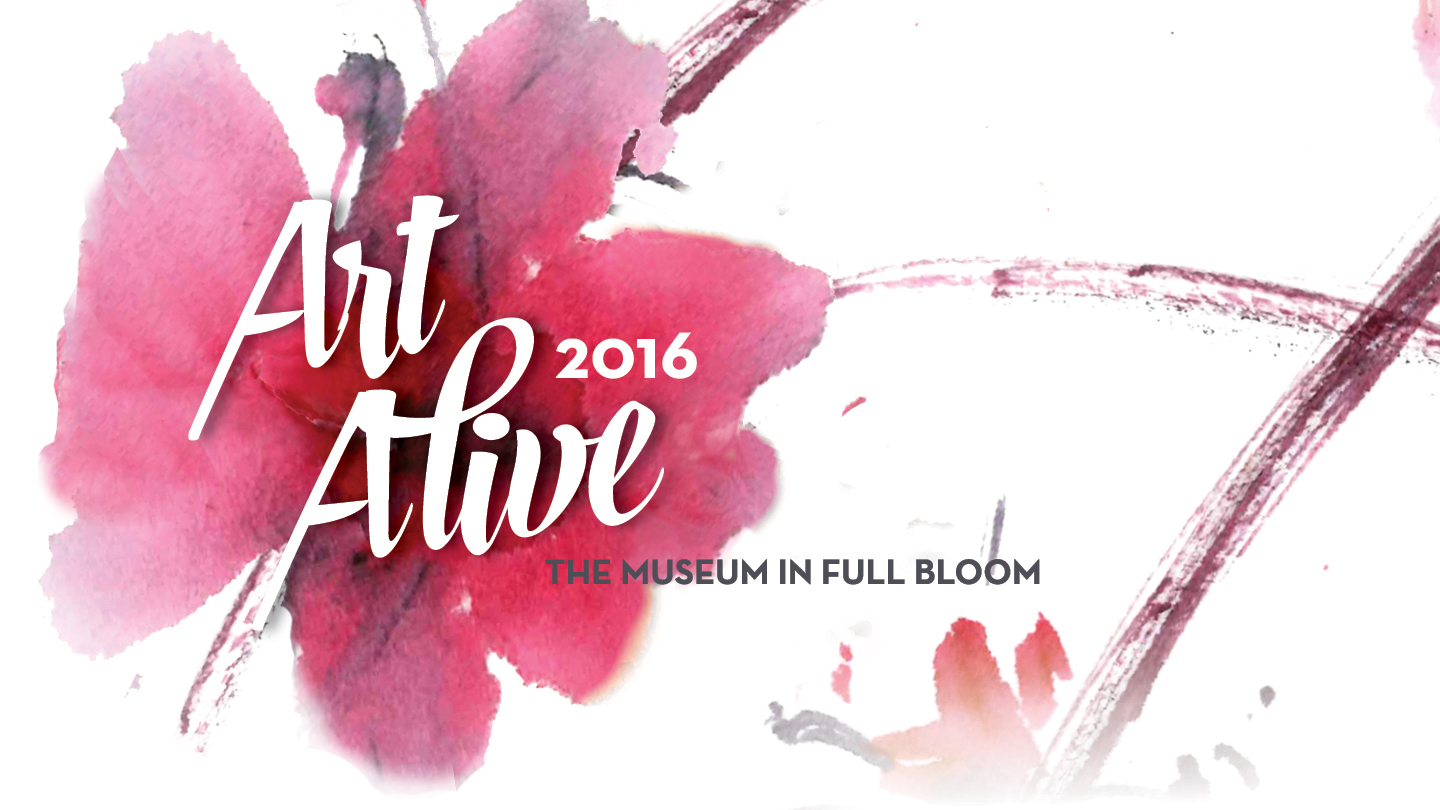 Art Alive 2016: Floral Exhibition at The San Diego Museum of Art $25.00 - $35.00 ($50 value)