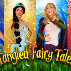 Tangled Fairy Tales