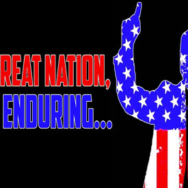 This Great Nation, Much Enduring
