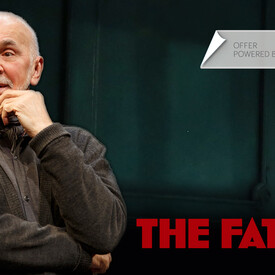 """Frank Langella Stars in Broadway's """"The Father"""