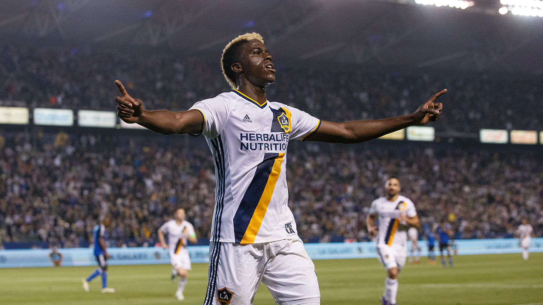 Los Angeles Galaxy in Major League Soccer Action $17.00 - $39.00 ($34 value)