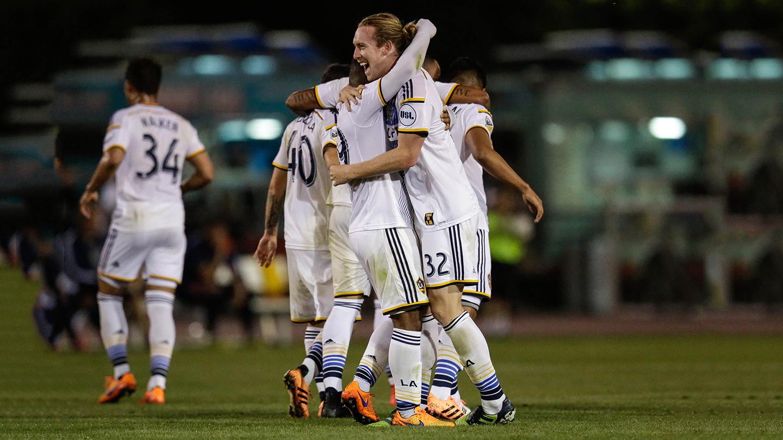 LA Galaxy II Soccer: Future MLS Stars Take the Field $5.00 ($11 value)