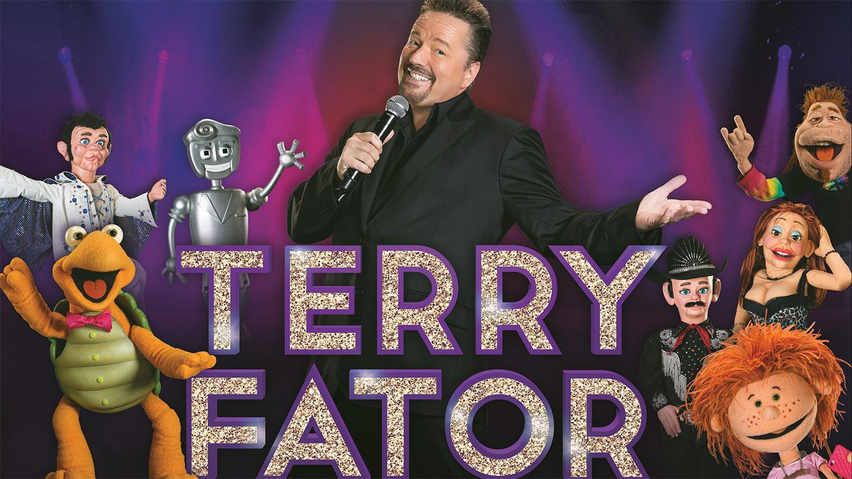 Terry Fator | Las Vegas, NV | Mirage - Terry Fator Theatre - Terry Fator | December 13, 2017