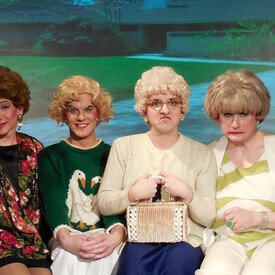 "The Golden Girls LIVE On Stage"": The ""Lost"" Reunion Episode"