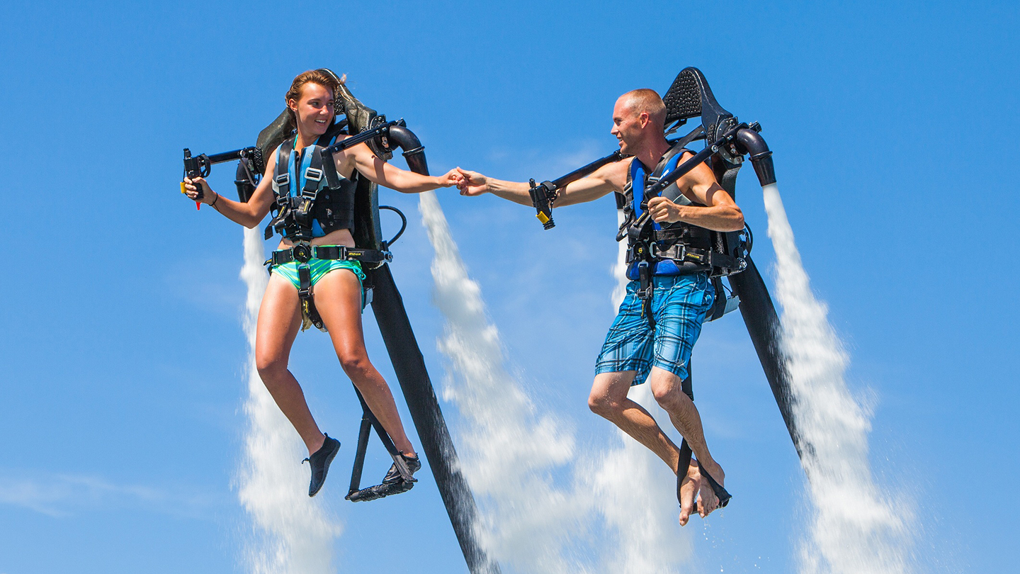 Soar into High-Flying Fun With Jetpack America $99.00 - $168.00 ($179 value)