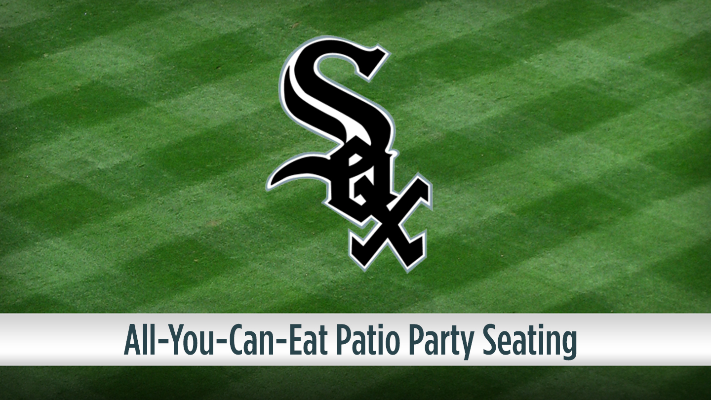 Superior Chicago White Sox: All You Can Eat Patio Party Seating Chicago Tickets    N/a At Guaranteed Rate Field. 2016 05 08