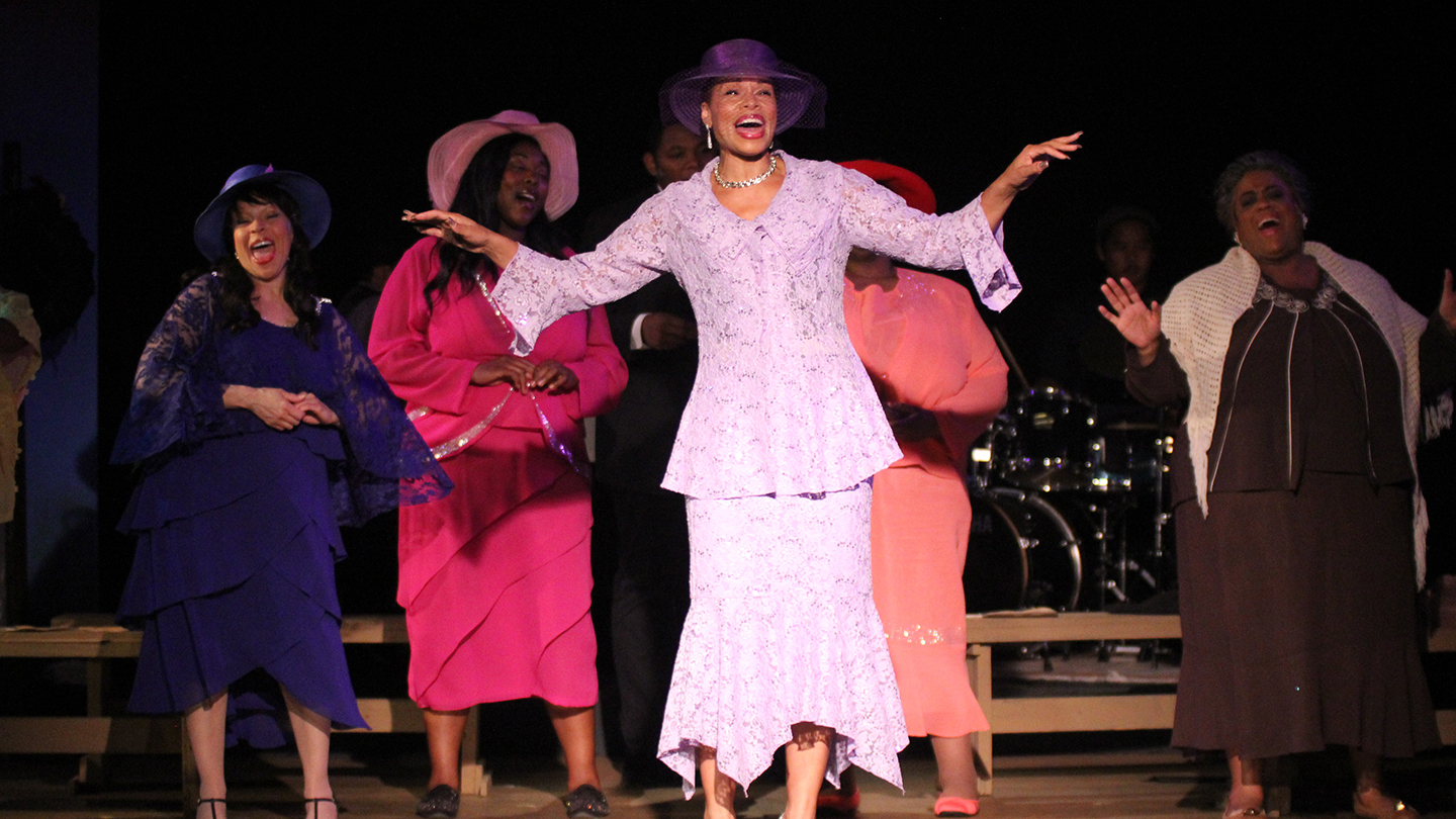 Stirring Gospel Musical About Love, Loss and Sisterhood: