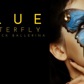 Blue Butterfly: The Black Ballerina