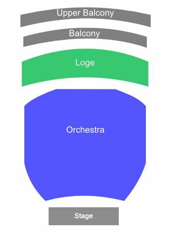 The count basie theatre newark tickets schedule seating charts