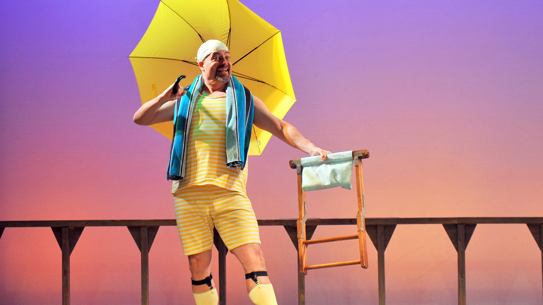 Shakespeare's Zany, Gender-Bending Comedy