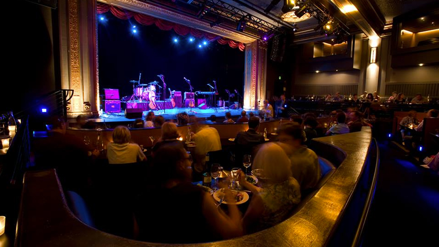 Enjoy Live Music and Theater at The Triple Door in Seattle $10.00 - $22.50 ($20 value)