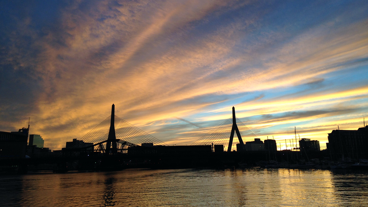 Sunset Cruise of Boston Harbor With Cannon Fire Salute $23.00 ($38 value)