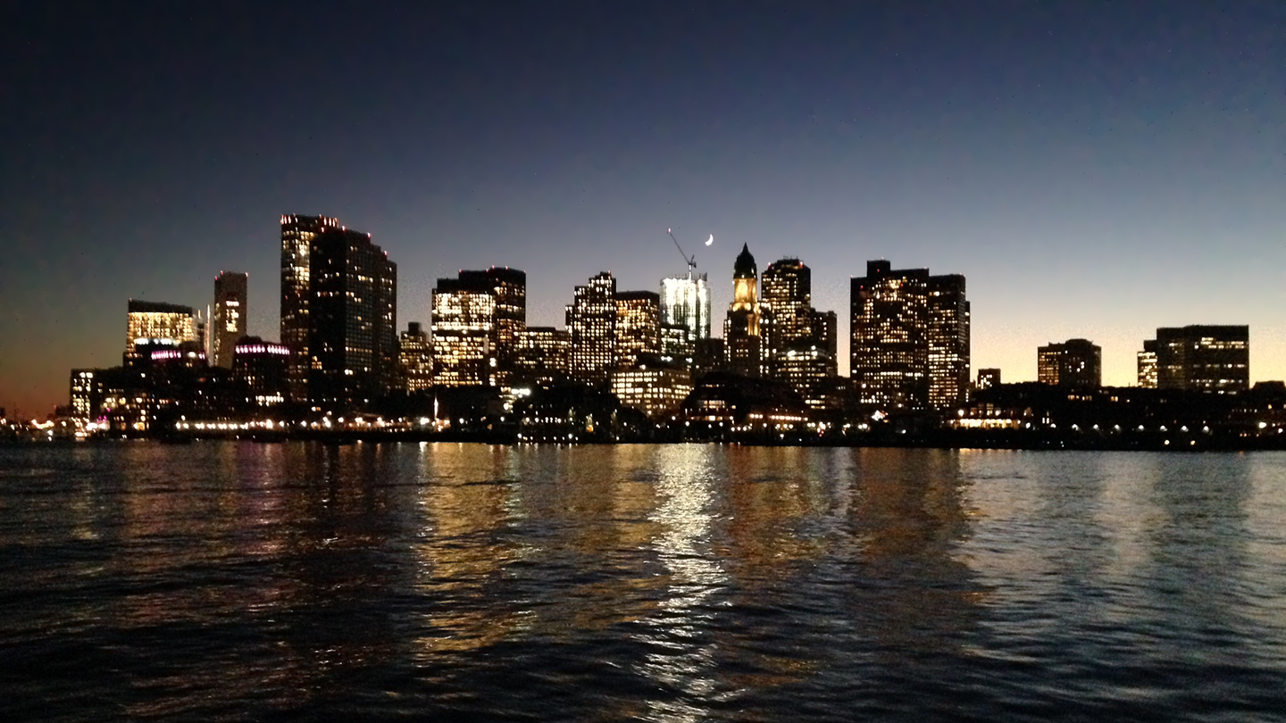 Romantic After-Dinner Cruise of Boston Harbor $13.00 ($22 value)