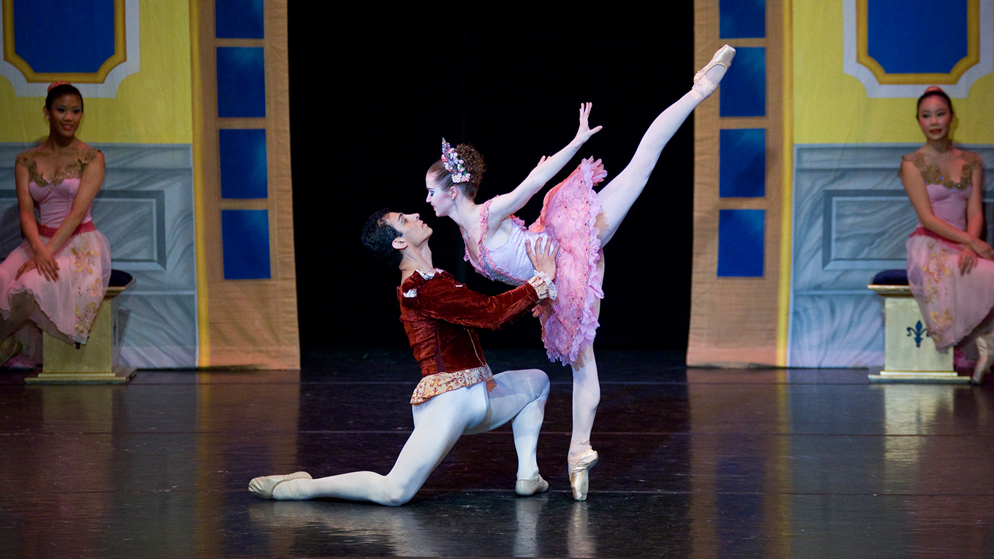 Classic Fairy Tale Performed by Contra Costa Ballet $19.50 ($35 value)