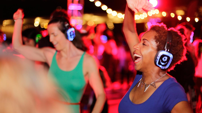 DJs Battle for Your Headphones at Quiet Clubbing Dance Party $5.00 ($10 value)