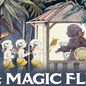 """Mozart's """"The Magic Flute"""