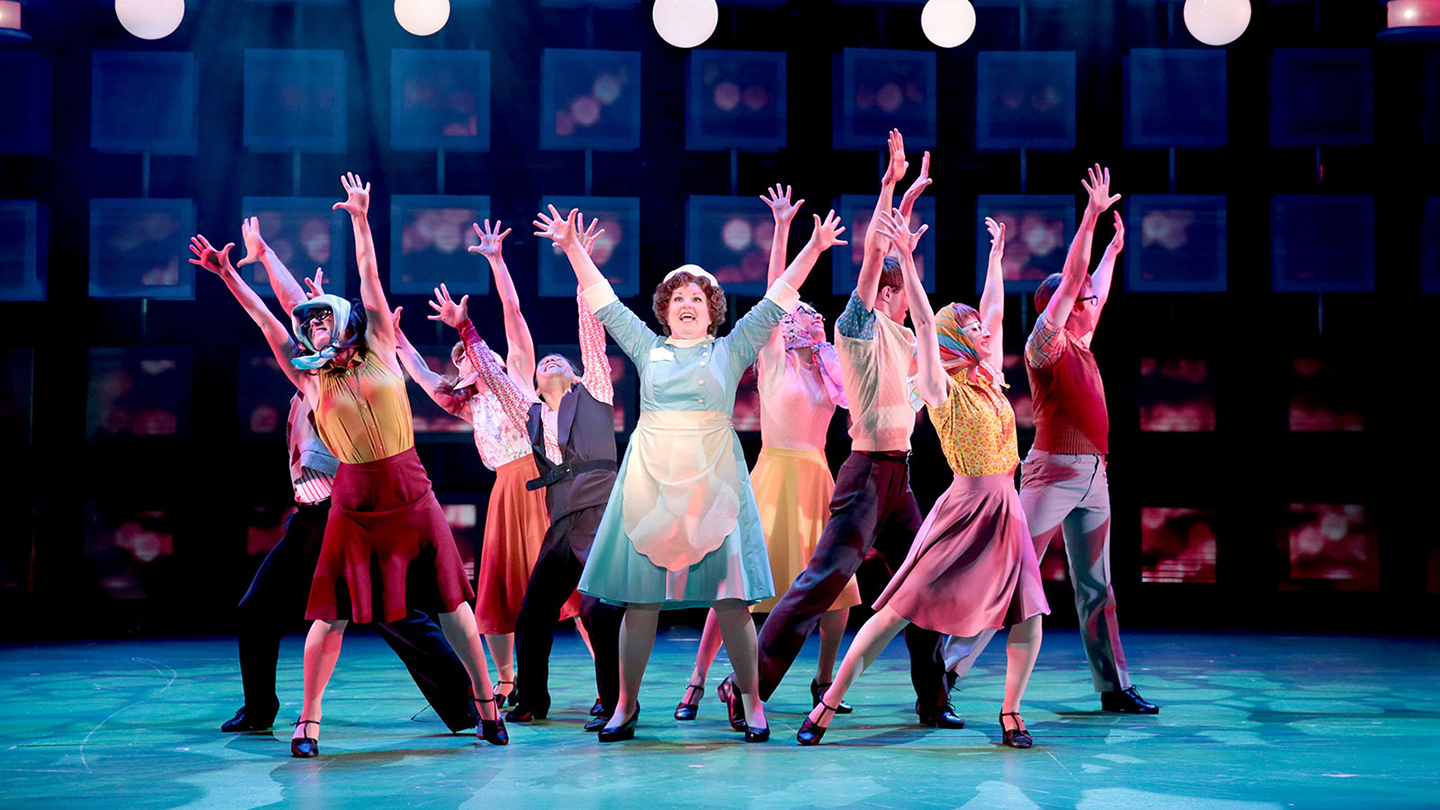 Masterful Maid Hazel Stars in New Comedy Musical $25.80 - $33.60 ($46.6 value)