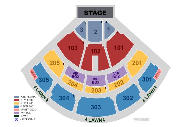 Jiffy lube live washington d c tickets schedule seating