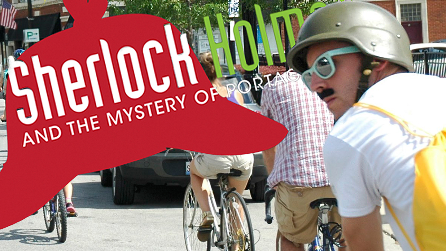 Search Portage Park for Clues in an Interactive Sherlock Holmes Mystery $12.50 ($20 value)