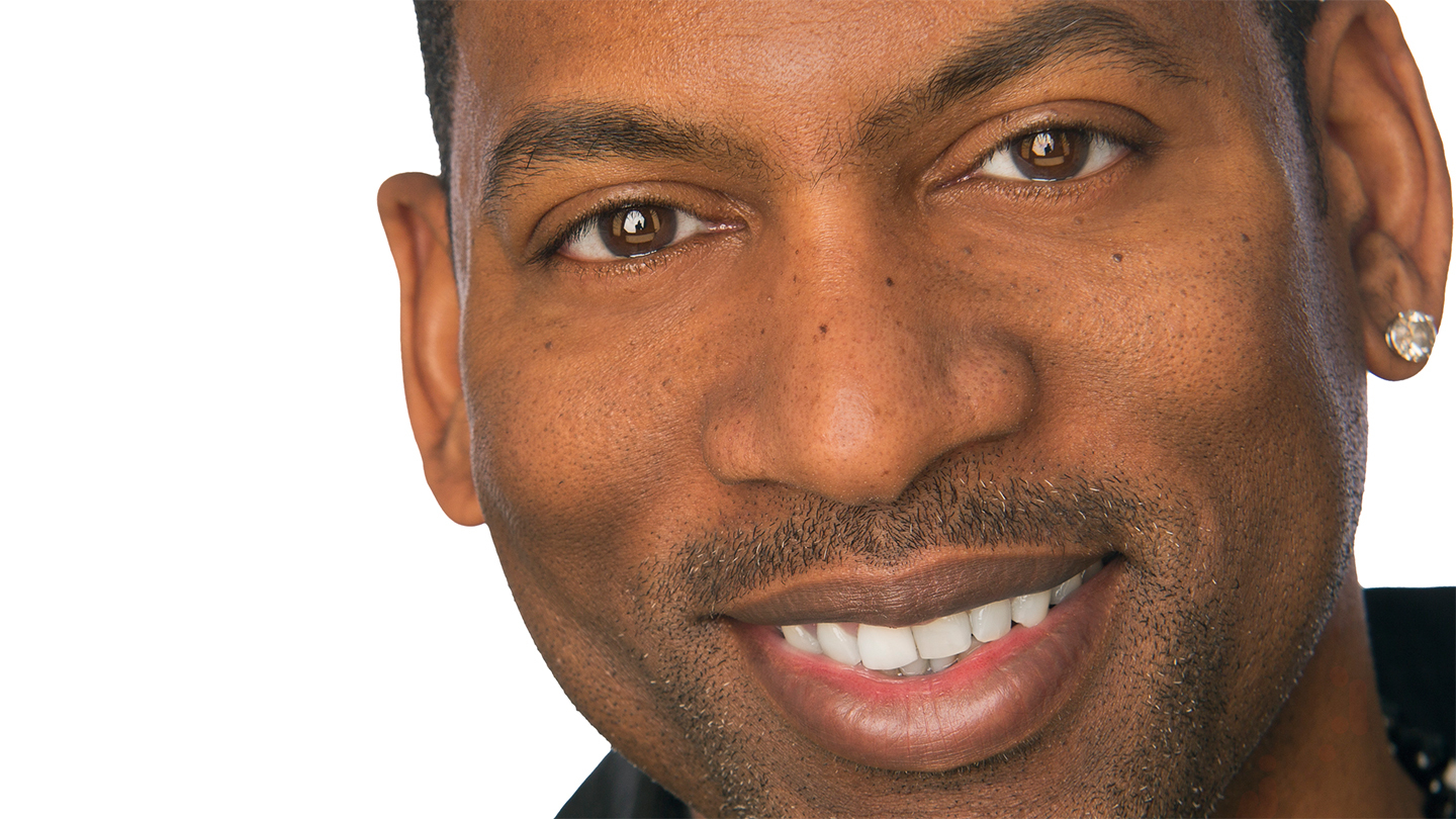 Comedian Tony Rock (