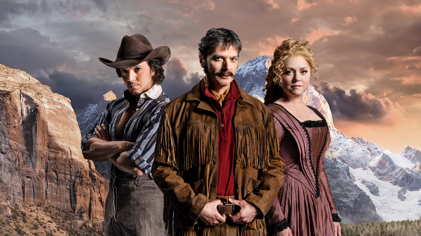 Gold Rush Musical Comedy