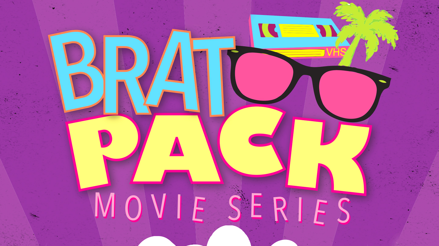 Experience '80s Angst at the Brat Pack Movie Series $8.50 ($15 value)