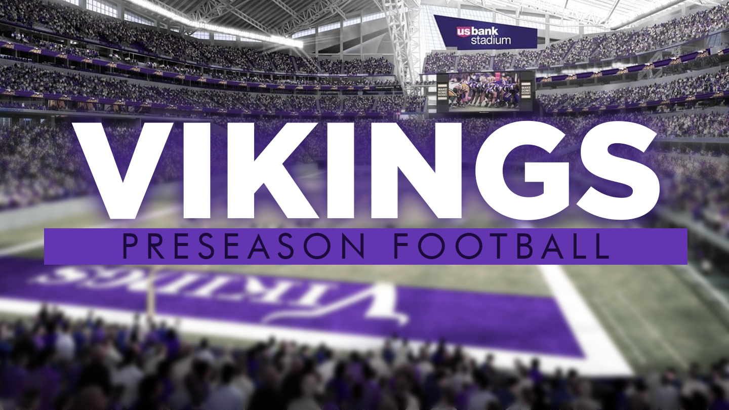 Check Out the New U.S. Bank Stadium at Vikings Preseason Games $35.00 - $124.00 ($50 value)