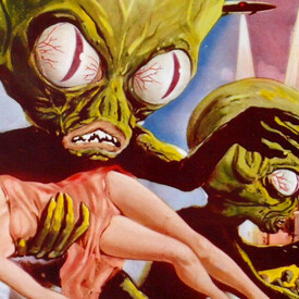 "Orson Welles' ""War of the Worlds"
