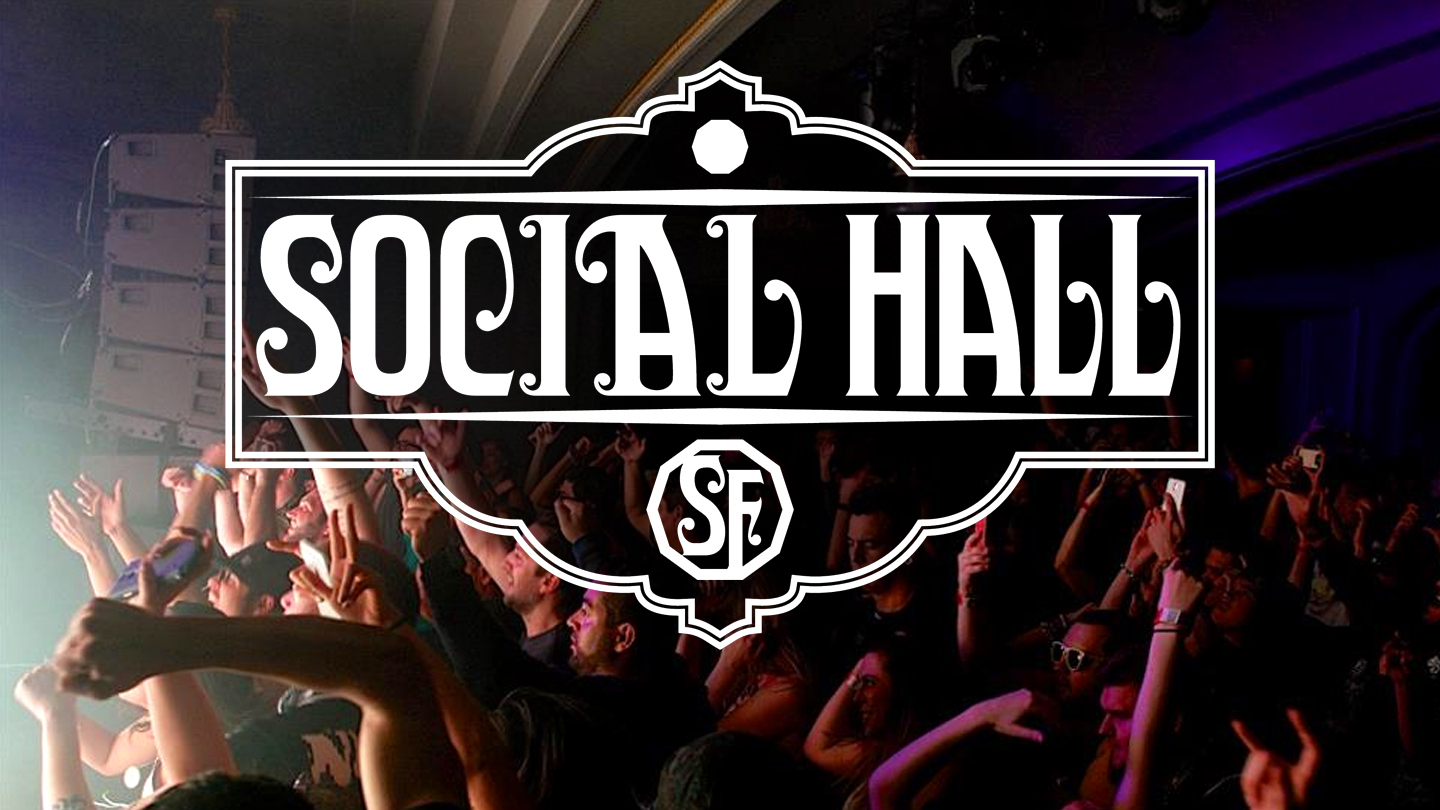 Live Music at Social Hall SF COMP - $45.00 ($20.7 value)