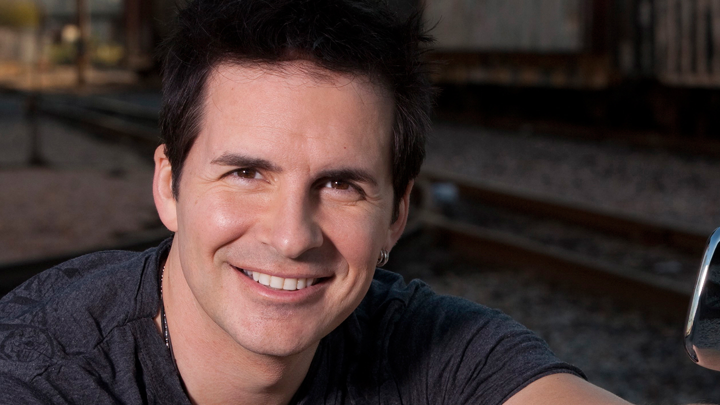 Actor-Comic Hal Sparks (
