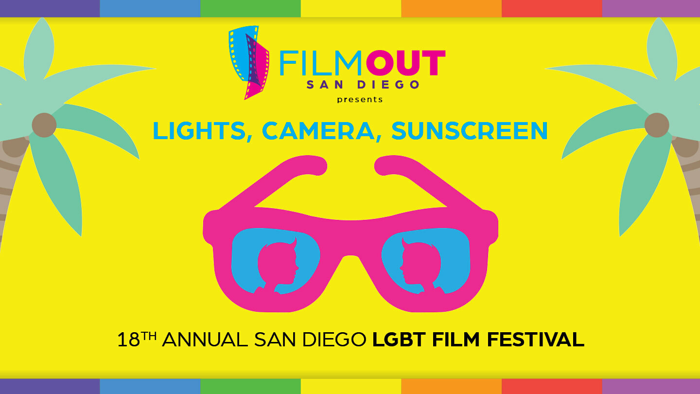 San Diego LGBT Film Festival: Screenings of Best Cinema From Around the World $5.00 ($10 value)