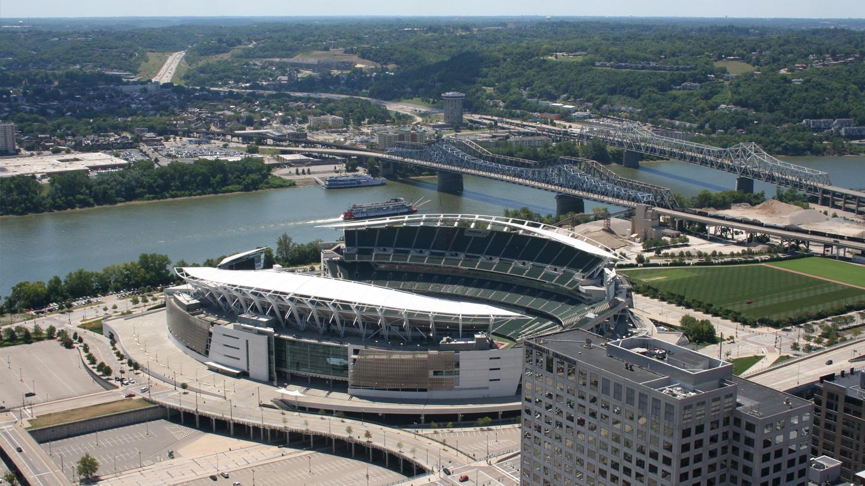 paul brown stadium cincinnati oh tickets schedule seating