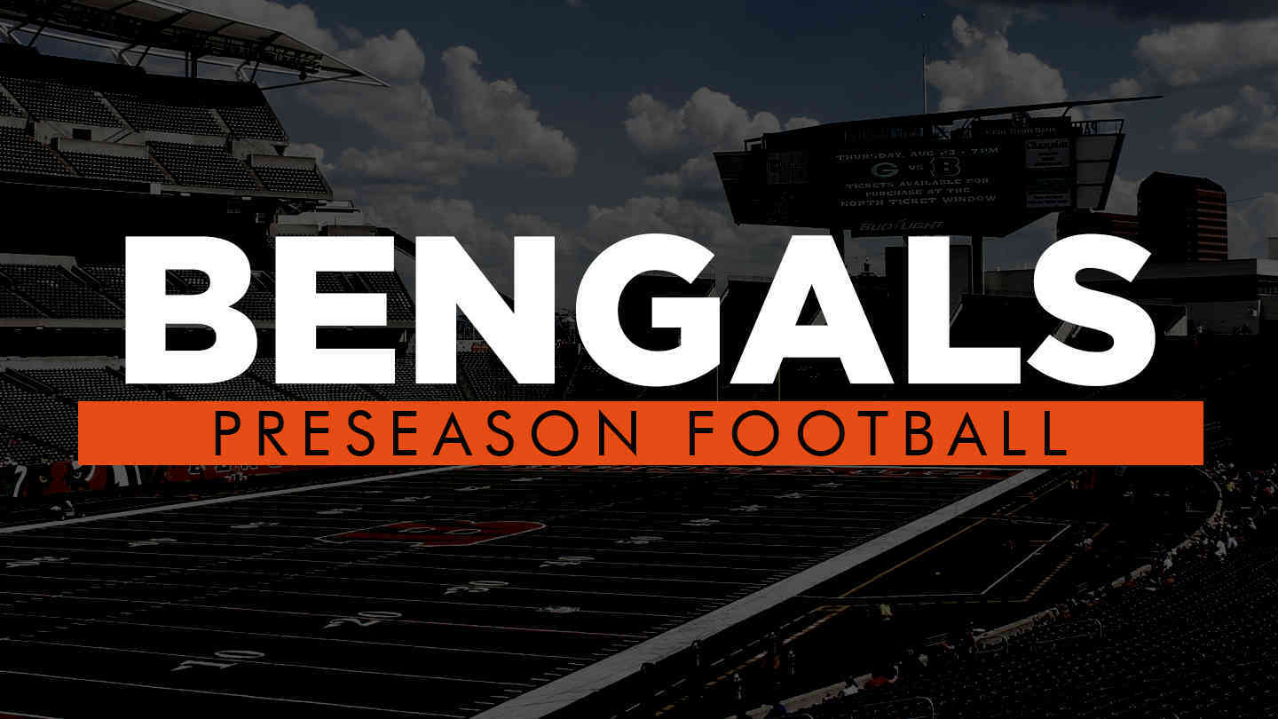 Get Ready for the NFL Season at Bengals Preseason Games $17.00 - $65.00 ($34 value)