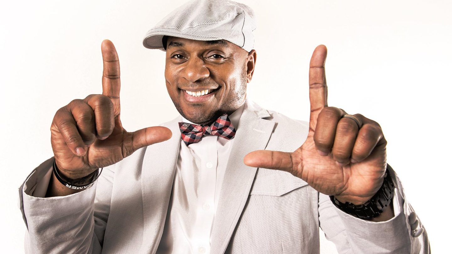Comedian Tony Roberts (HBO's