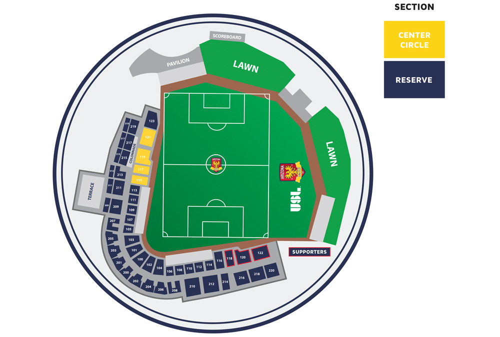 Peoria sports complex peoria az tickets schedule seating charts