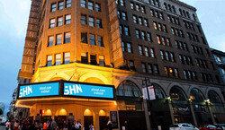 SHN Golden Gate Theatre Tickets