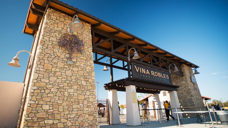 vina robles amphitheatre, paso robles, ca: tickets, schedule
