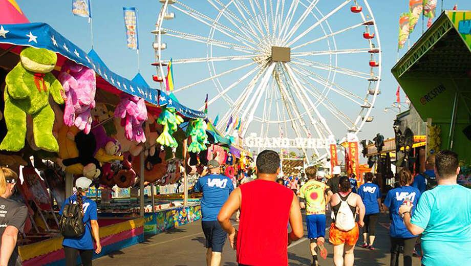 san diego county fair 5k - Del Mar Fair Halloween