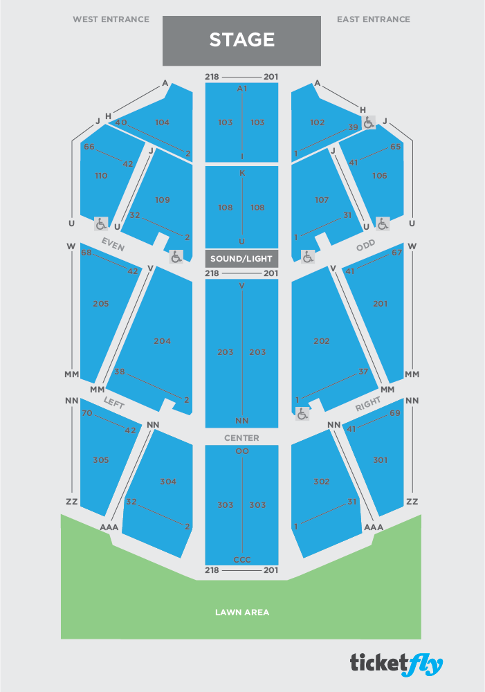 Pier six pavilion baltimore tickets schedule seating charts