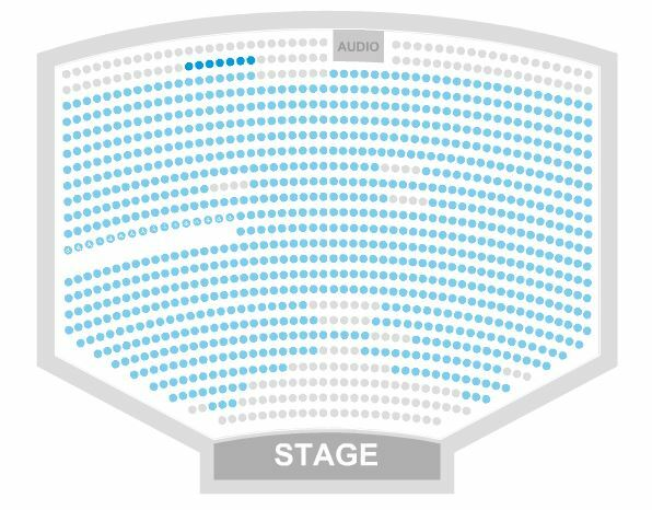 Parker playhouse miami ft lauderdale tickets schedule seating