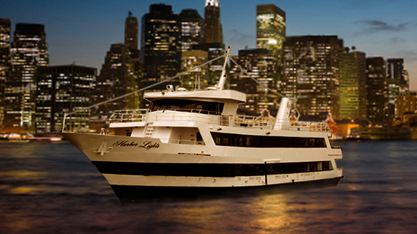 Elegant Midnight Yacht Party Cruise New York Tickets   N/a At Harbor Lights Yacht.  2016 09 03 Pictures