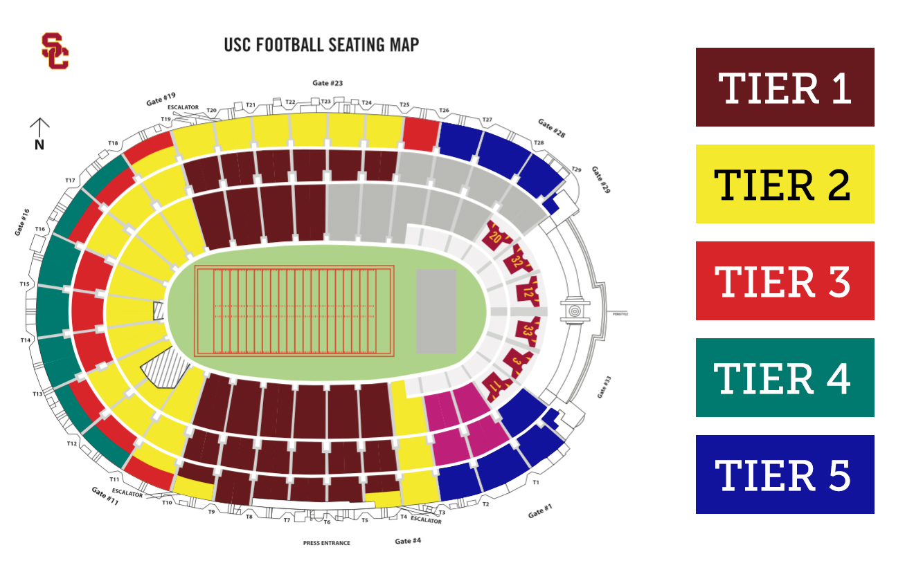 Los angeles memorial coliseum los angeles tickets schedule