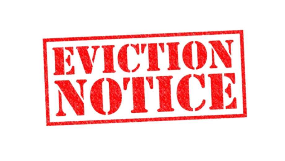 Eviction notice los angeles tickets na at avery schreiber eviction notice altavistaventures Image collections