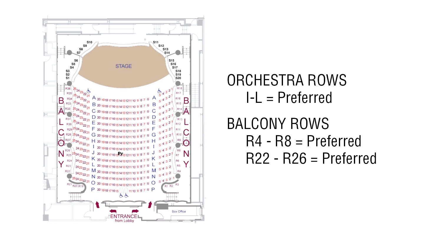 Zipper concert hall at the colburn school los angeles tickets zipper concert hall seating chart ccuart Gallery