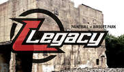 Legacy Paintball + Airsoft Park Tickets