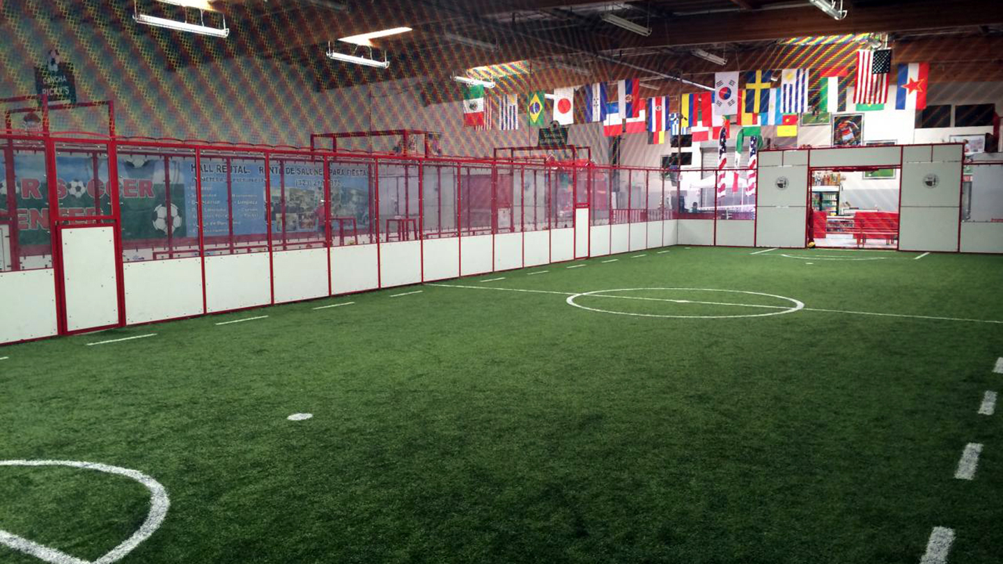 Indoor Soccer Center Tickets