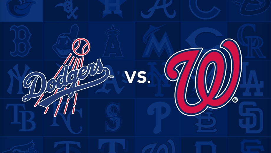 Image result for los angeles dodgers vs washington nationals
