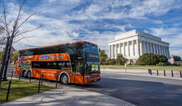 Various DC Attractions - DC Trails Tours Tickets