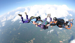 Blue Ridge Skydiving Adventures Tickets