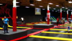 Flight Trampoline Park Tickets